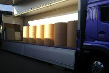 パレット積み卸し15tウイングトラックドライバー(関西)